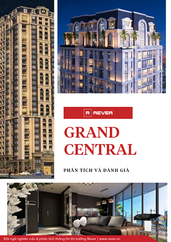 Phân tích dự án Grand Central