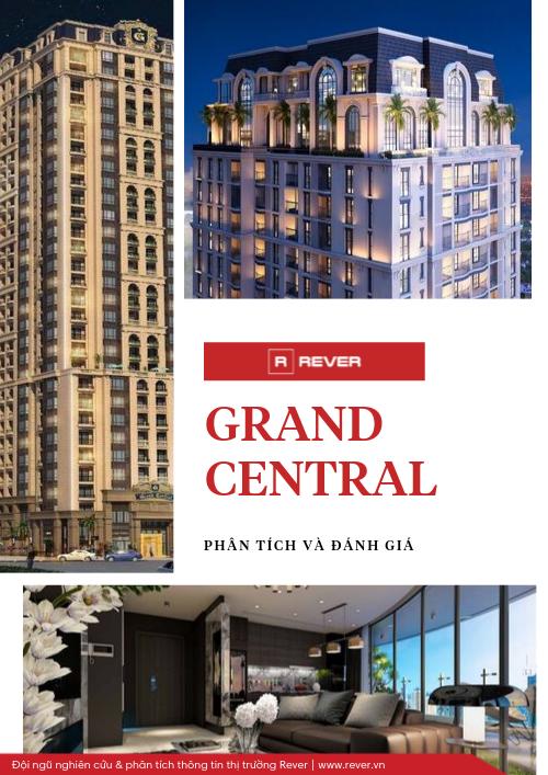 Tài liệu Phân tích và Đánh giá dự án Grand Central