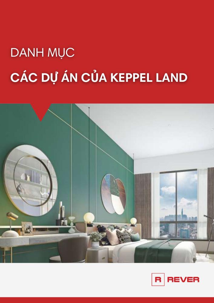 Danh mục các dự án của Keppel Land tại TP.HCM