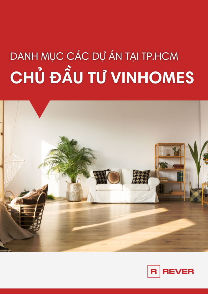 Danh mục các dự án của Vinhomes tại TP.HCM