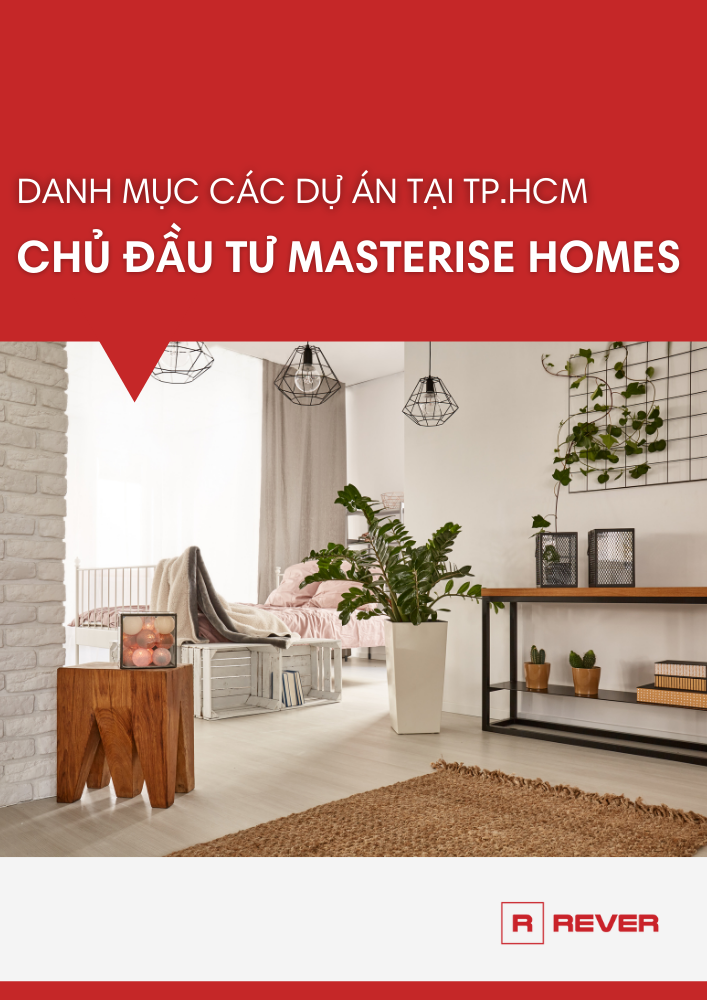 Danh mục các dự án của Masterise Homes tại TP.HCM