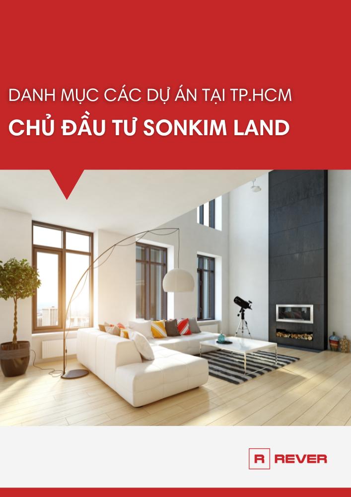 Danh mục các dự án của SonKim Land tại TP.HCM