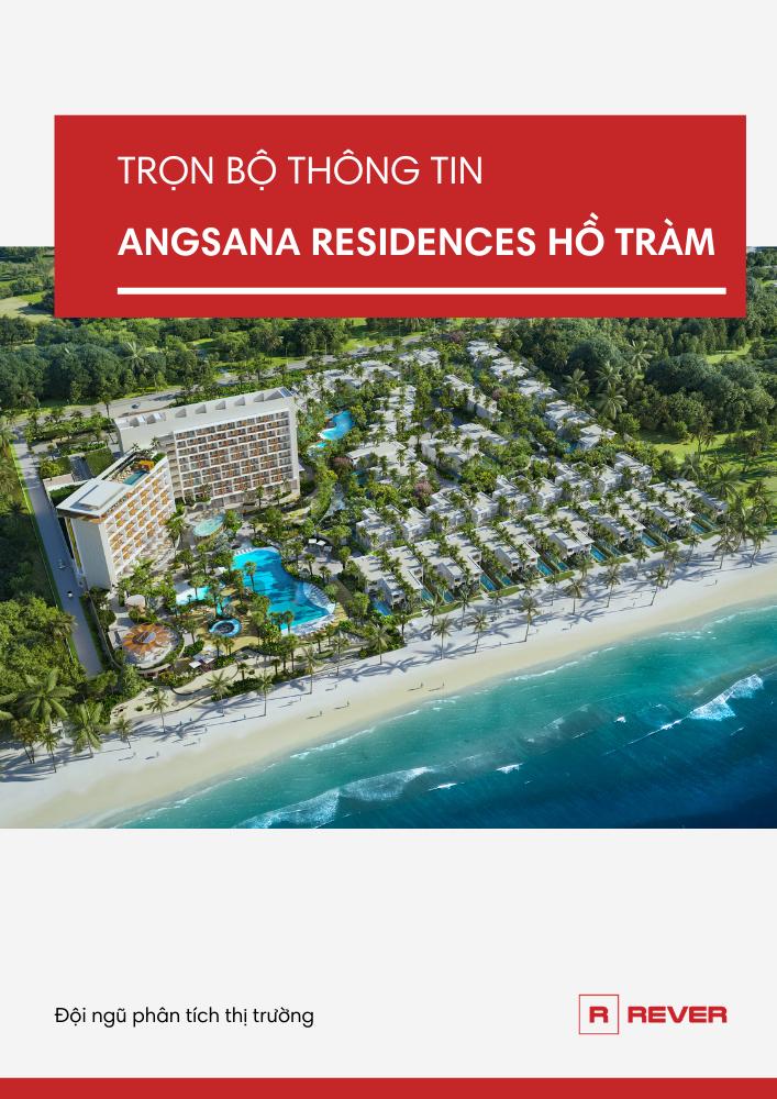 Trọn bộ thông tin dự án Angsana Residences Hồ Tràm