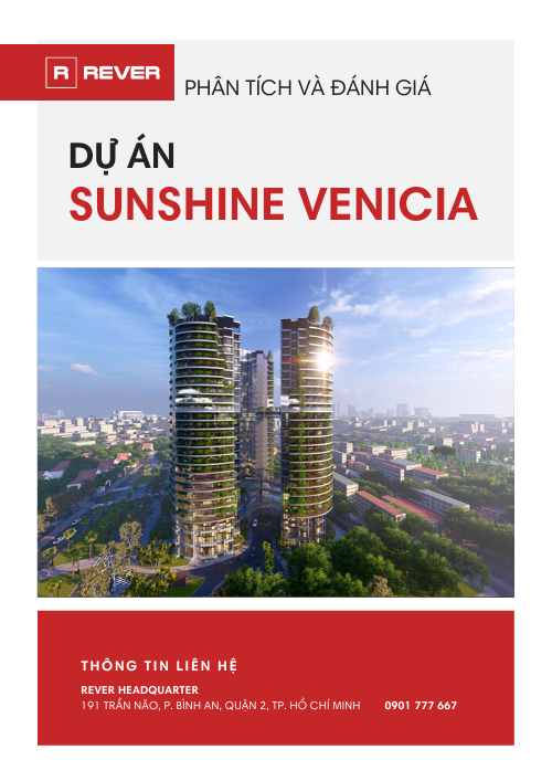 Phân tích và đánh giá dự án Sunshine Venicia