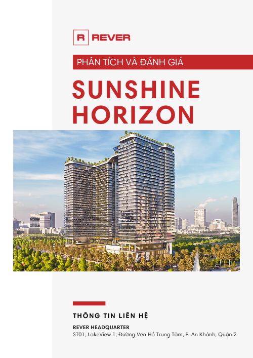Phân tích và đánh giá dự án Sunshine Horizon Quận 4
