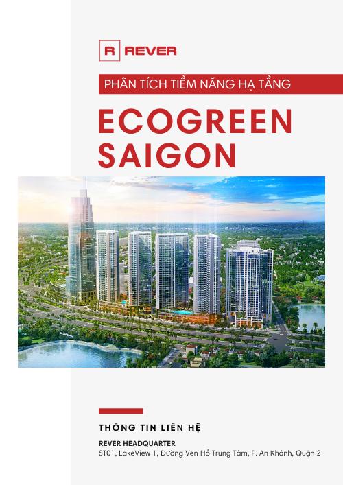 Phân tích tiềm năng hạ tầng dự án Eco Green Saigon