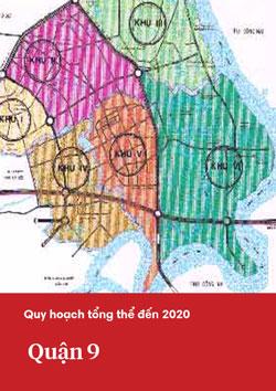 Quy hoạch tổng thể quận 9 đến 2020