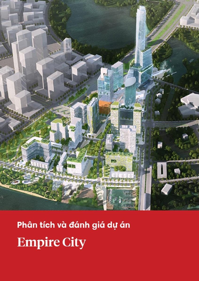 Phân tích & đánh giá dự án Empire City