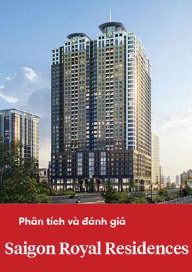 Phân tích và đánh giá dự án Saigon Royal Residences
