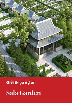 Giới thiệu dự án Sala Garden