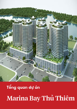 Tổng quan dự án Marina Bay Thủ Thiêm