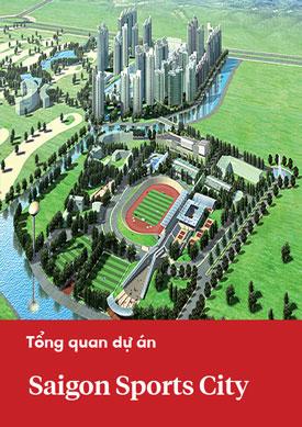 Tổng quan dự án Saigon Sports City