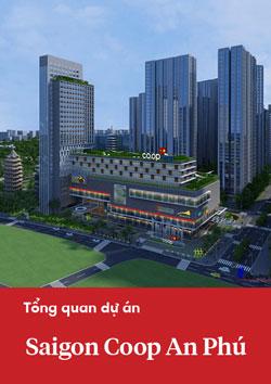 Tổng quan dự án Saigon Co.op An Phú