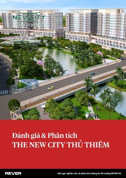 Phân tích và đánh giá dự án New City Thủ Thiêm