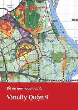 Đề án quy hoạch dự án Vincity Quận 9 tỉ lệ 1/500