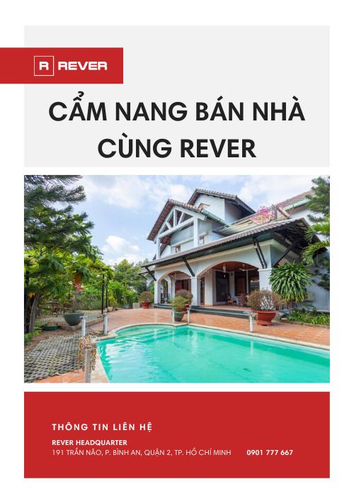 Cẩm nang bán nhà cùng Rever