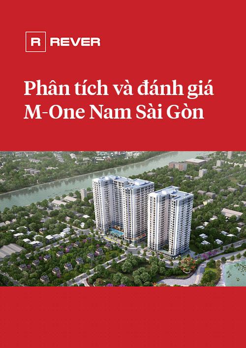 Phân tích và đánh giá dự án M-One Nam Sài Gòn