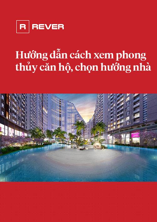Hướng dẫn cách xem phong thủy căn hộ, chọn hướng nhà chung cư