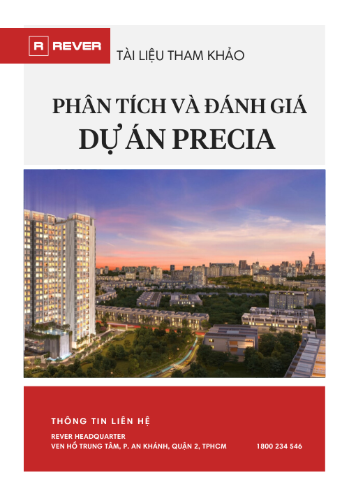 Phân tích và Đánh giá dự án Precia
