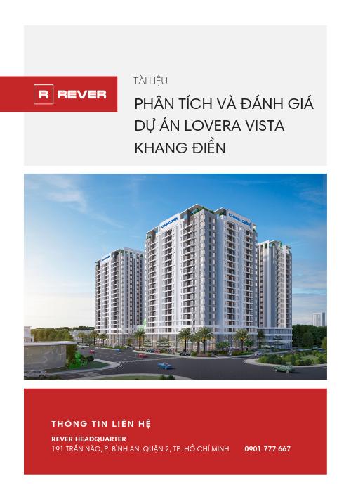 Phân tích và Đánh giá dự án Lovera Vista