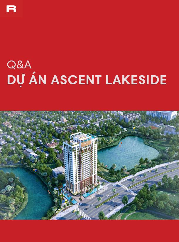 Bảng câu hỏi - đáp dự án Ascent Lakeside