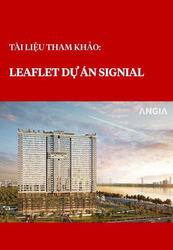 Leaflet dự án Signial