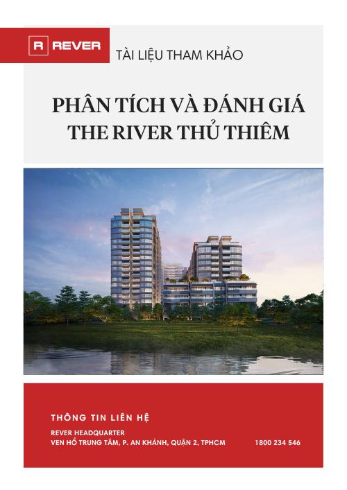 Phân tích và Đánh giá dự án The River Thủ Thiêm