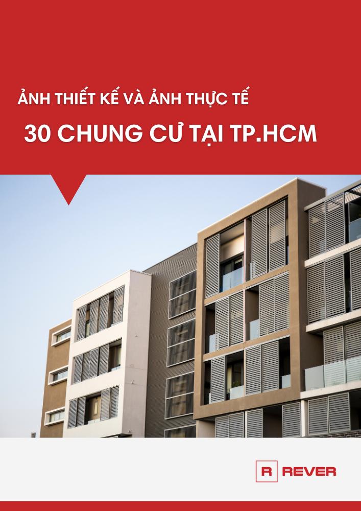 So sánh ảnh thiết kế và thực tế của 30 chung cư TP.HCM!