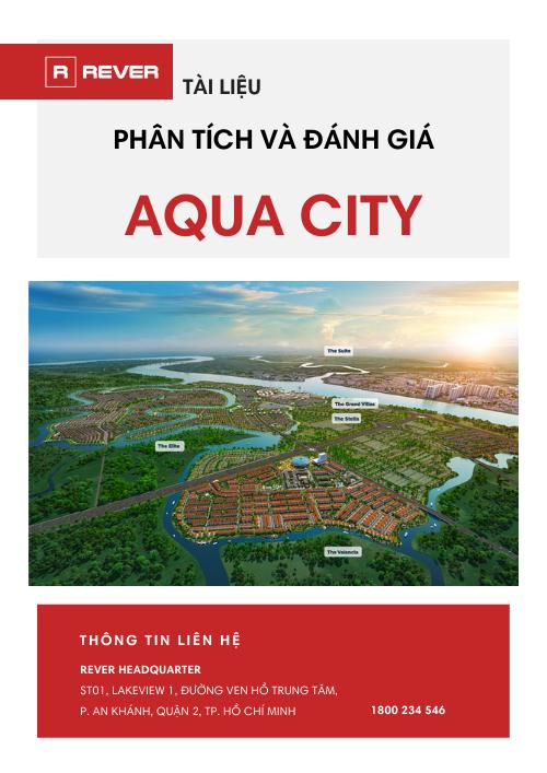 Tài liệu Phân tích và đánh giá dự án Aqua City