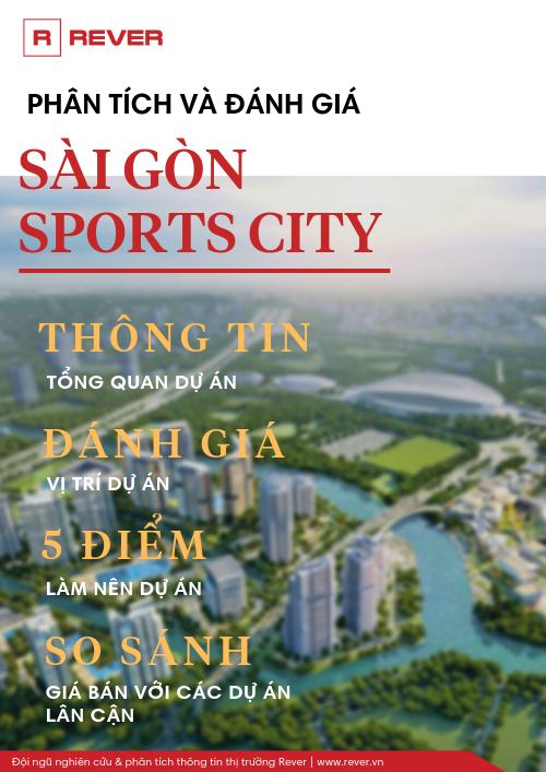 Tài liệu Phân tích và Đánh giá dự án Sài Gòn Sports City