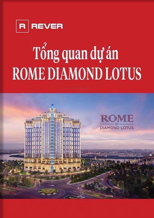Tổng quan dự án Rome Diamond Lotus