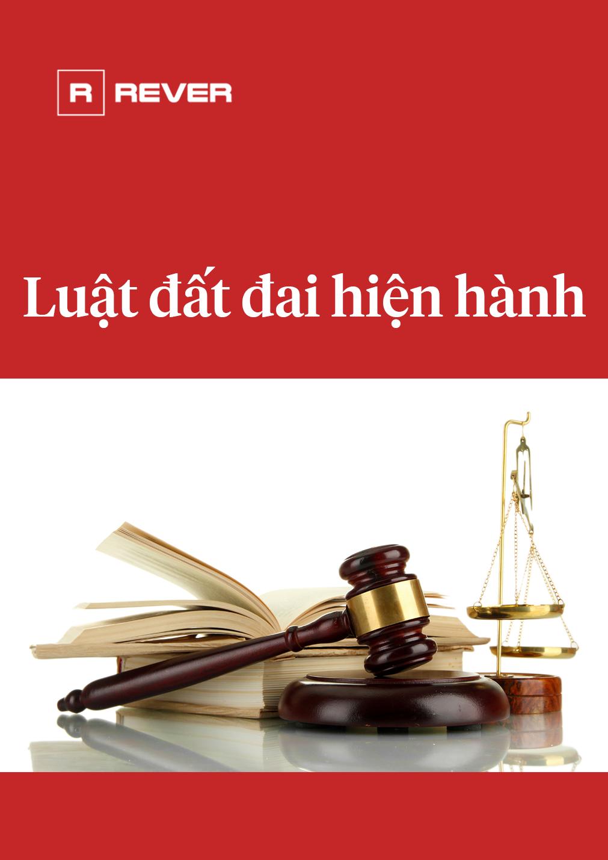 Luật đất đai hiện hành